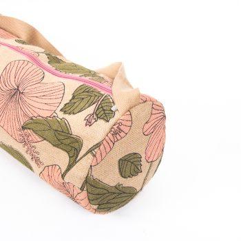 Hibiscus print yoga bag | Gallery 1 | TradeAid