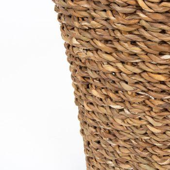 Natural hogla basket   Gallery 1   TradeAid