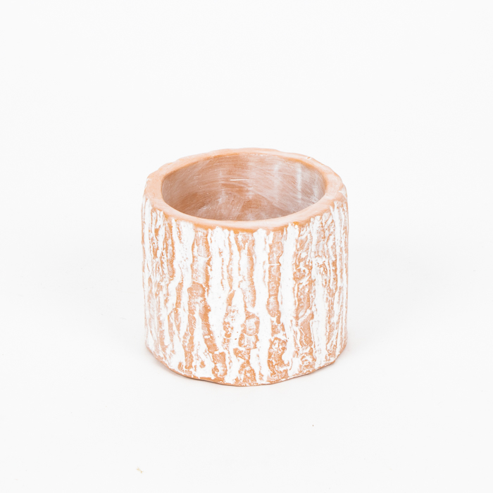 Tree trunk terracotta planter | Gallery 1 | TradeAid