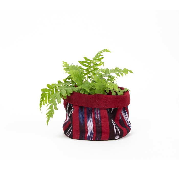 Red cotton planter bag | Gallery 1 | TradeAid