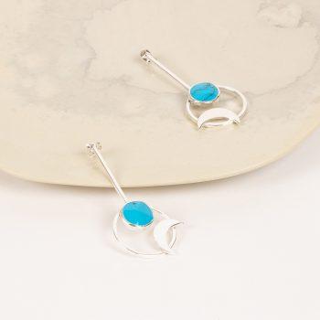Celestial earrings | Gallery 2 | TradeAid