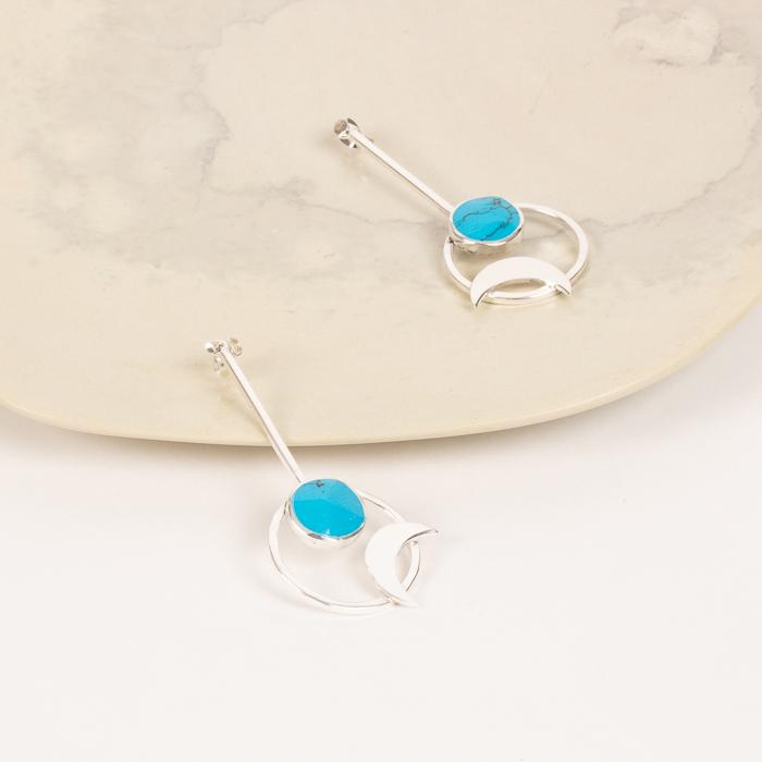 Celestial earrings   Gallery 2   TradeAid