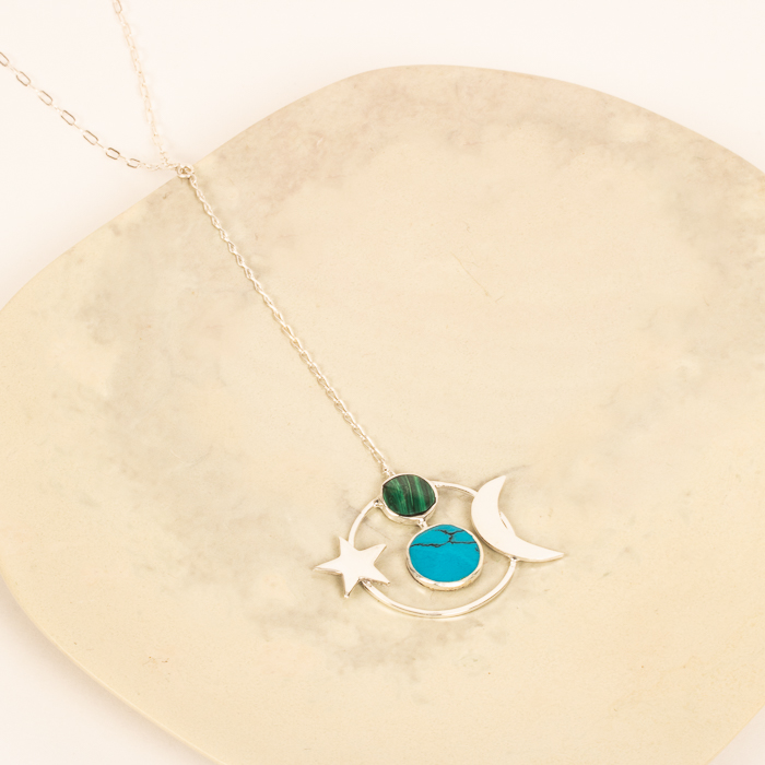 Celestial necklace | Gallery 1 | TradeAid