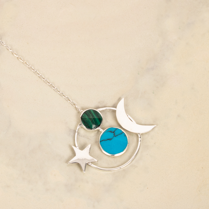 Celestial necklace | TradeAid
