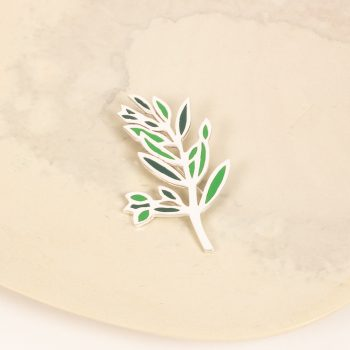 Olive branch brooch | TradeAid