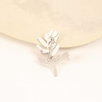 Olive branch brooch | Gallery 2 | TradeAid