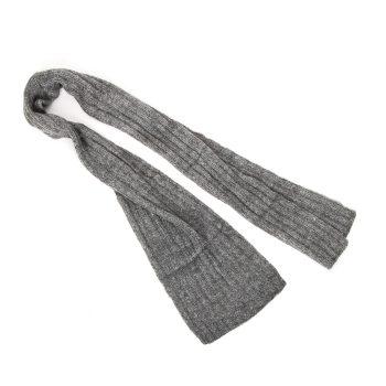 Grey alpaca scarf | TradeAid