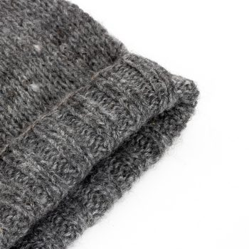 Grey alpaca wool hat | Gallery 1 | TradeAid