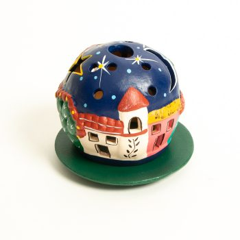 Ceramic tealight holder | Gallery 1 | TradeAid
