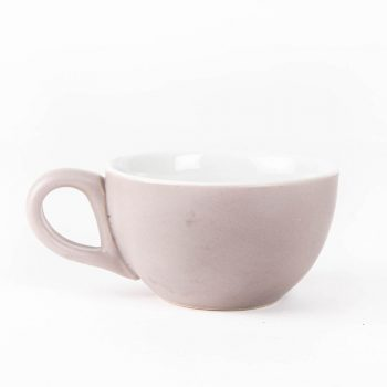 Grey cappuccino cup (set of 6)   TradeAid