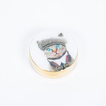 Cat pillbox | TradeAid