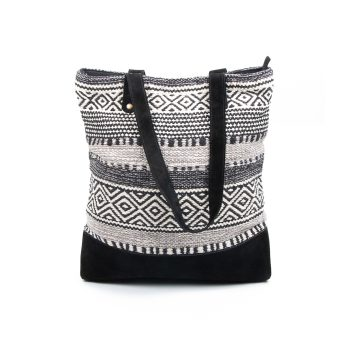 Cotton dhurrie bag | TradeAid
