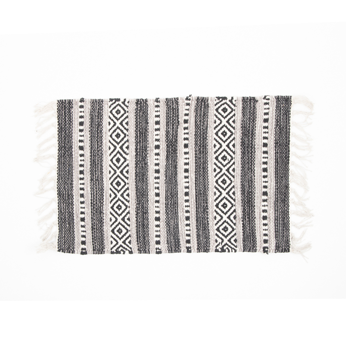 Cotton dhurrie placemat | TradeAid