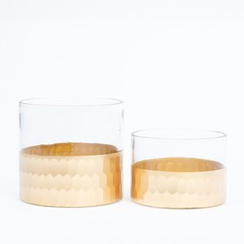 Glass candle holder | Gallery 2 | TradeAid