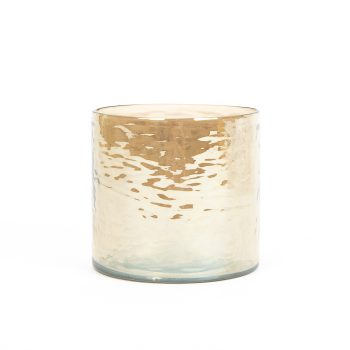 Glass candle holder | TradeAid