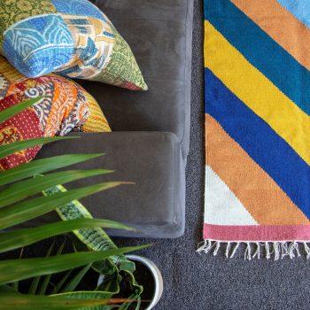 Woollen rug | TradeAid