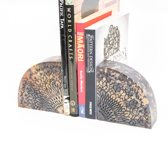 Ornate stone bookends | Gallery 2 | TradeAid
