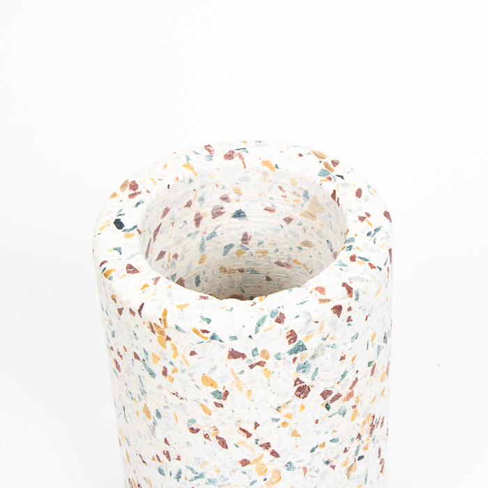 Terrazzo brush holder | Gallery 1 | TradeAid