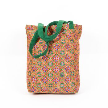 Jacquard tote bag | TradeAid