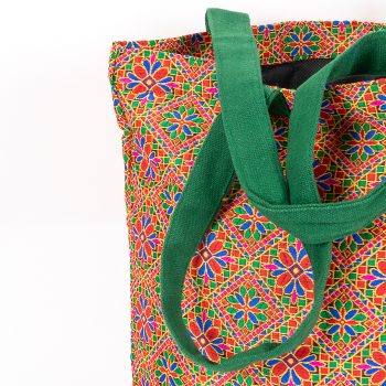 Jacquard tote bag | Gallery 1 | TradeAid