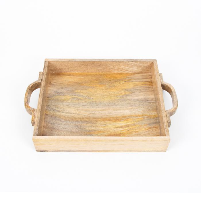 Mango wood tray | Gallery 1 | TradeAid