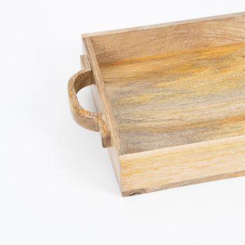 Mango wood tray | Gallery 2 | TradeAid