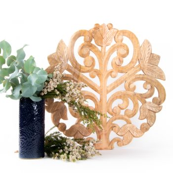 Mango wood wall hanging | TradeAid