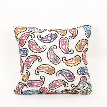 Paisley cushion cover | TradeAid