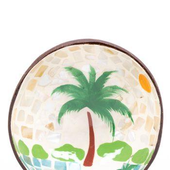 Palm tree coconut bowl | Gallery 1 | TradeAid