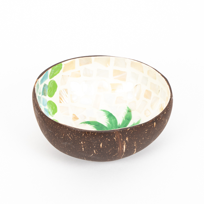Palm tree coconut bowl | Gallery 2 | TradeAid