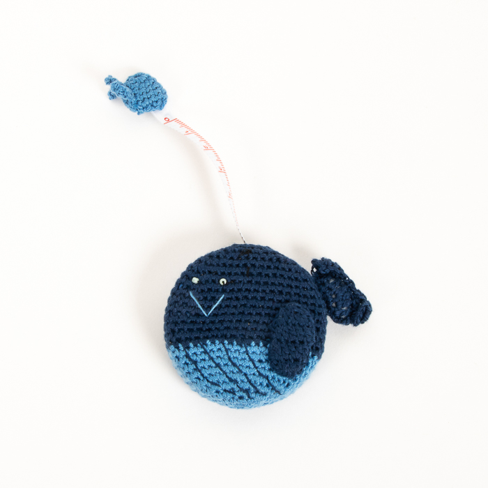 Blue whale measuring tape | Gallery 1 | TradeAid