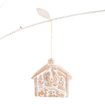 Terracotta nativity   TradeAid