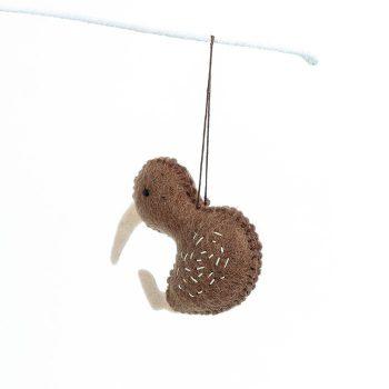 Light brown kiwi decoration | Gallery 1 | TradeAid