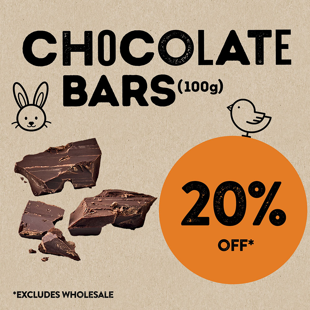 Take 20% off this Easter