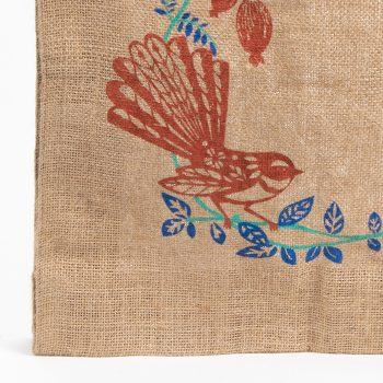 Fantail unlined jute bag | Gallery 1 | TradeAid