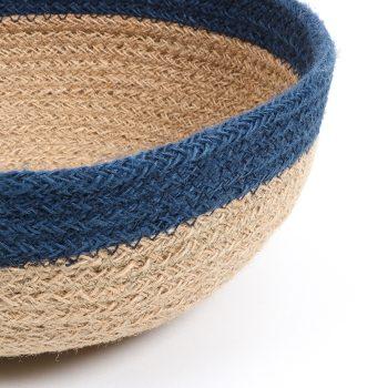 Blue border bowl | Gallery 2 | TradeAid