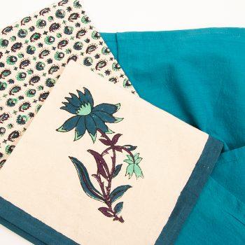 Floral napkin | Gallery 2 | TradeAid