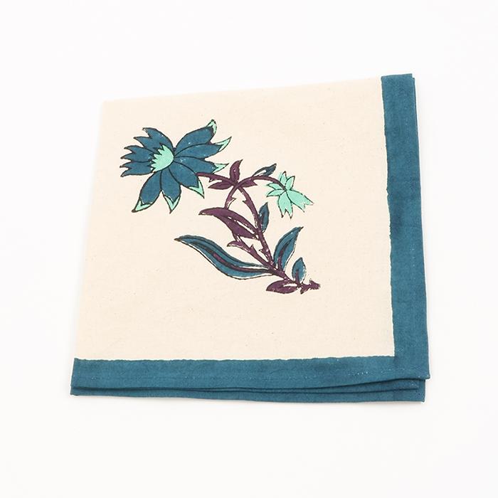 Floral napkin | Gallery 1 | TradeAid