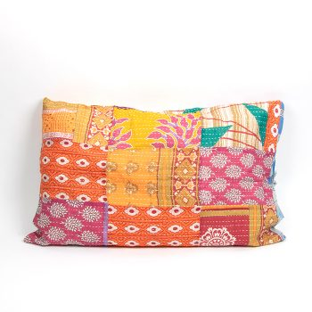 Recycled sari pillowcase | Gallery 2 | TradeAid
