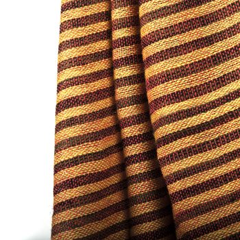 Red and yellow wool scarf | Gallery 2 | TradeAid
