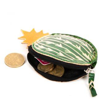 Cactus coin purse | Gallery 2 | TradeAid