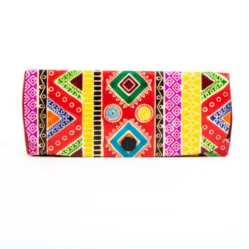 Geometric glasses case | TradeAid