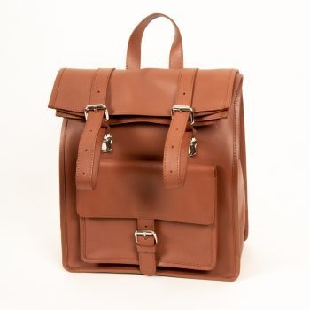 Leather backpack   TradeAid