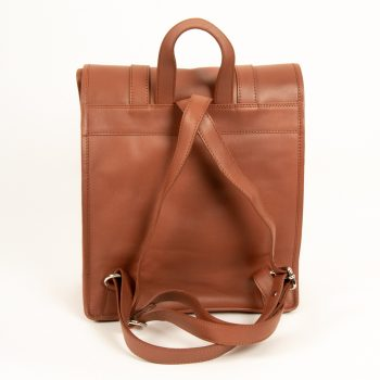 Leather backpack | Gallery 1 | TradeAid