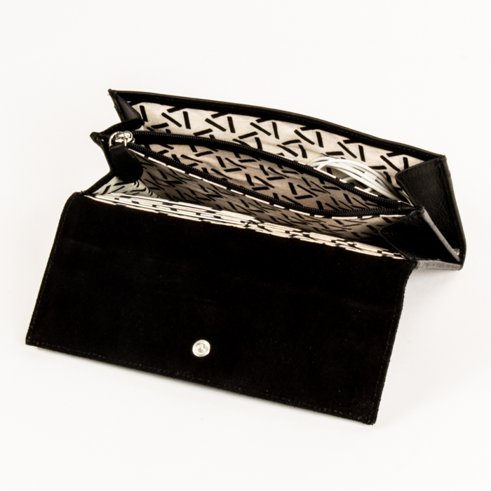 Leather braid wallet | Gallery 1 | TradeAid