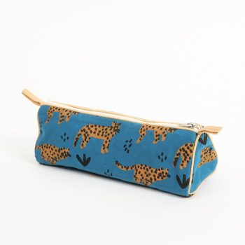 Cheetah pencil case | TradeAid