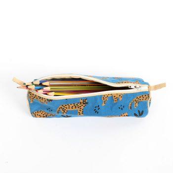 Cheetah pencil case | Gallery 1 | TradeAid