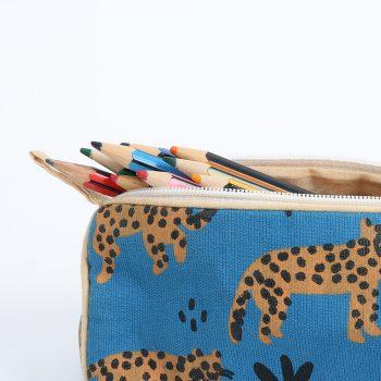 Cheetah pencil case | Gallery 2 | TradeAid