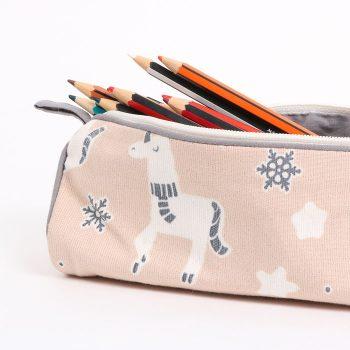 Unicorn pencil case | Gallery 2 | TradeAid