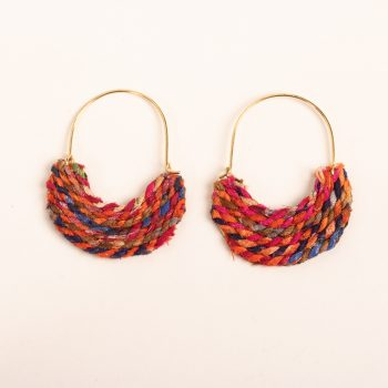 Recycled thread earring | Gallery 1 | TradeAid